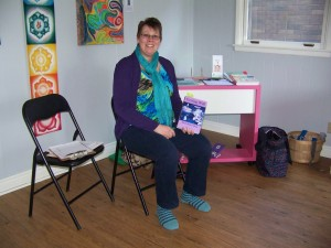 Wanda Davis and her book Getting Well: Mind, Body & Spirit