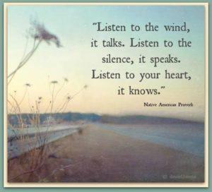 listen to heart