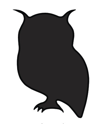 animal icons on a white background with a shadow