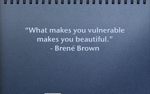 The Beauty of Vulnerability