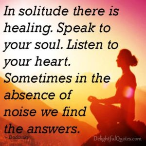 speak to your soul