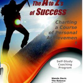 A to Zs  of Success Coaching Program