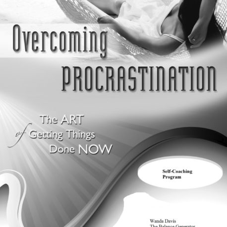 Overcoming Procrastination Final cover
